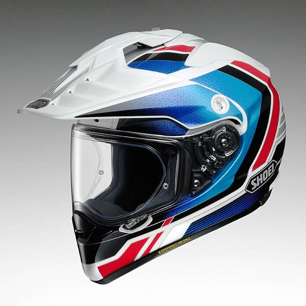 SHOEI HORNET ADV SOVEREIGN TC-10 쇼에이 오프로드헬멧