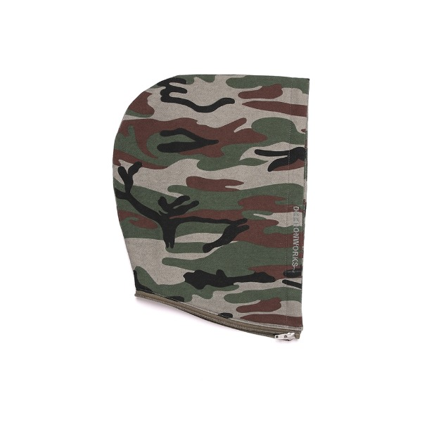 DEEHON CAMO HOOD (HOOD PARTS) GRAPHIC HOOD