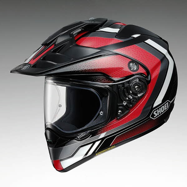 SHOEI HORNET ADV SOVEREIGN TC-1 오프로드 헬멧