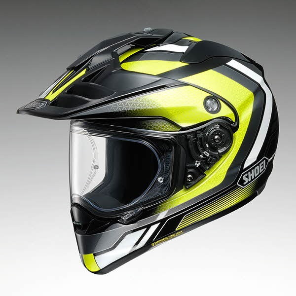 SHOEI HORNET ADV SOVEREIGN TC-3 오프로드 헬멧